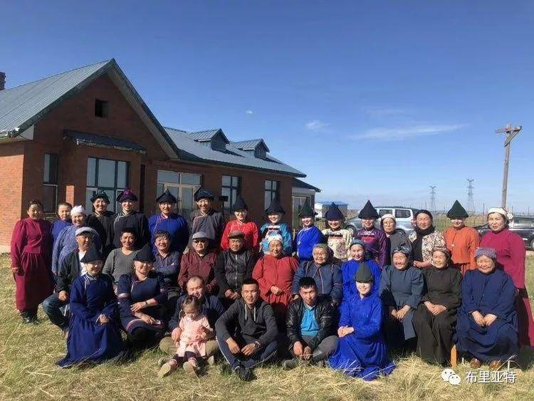【蒙古影像】今夏的布里亚特传统婚礼拉开帷幕 第22张