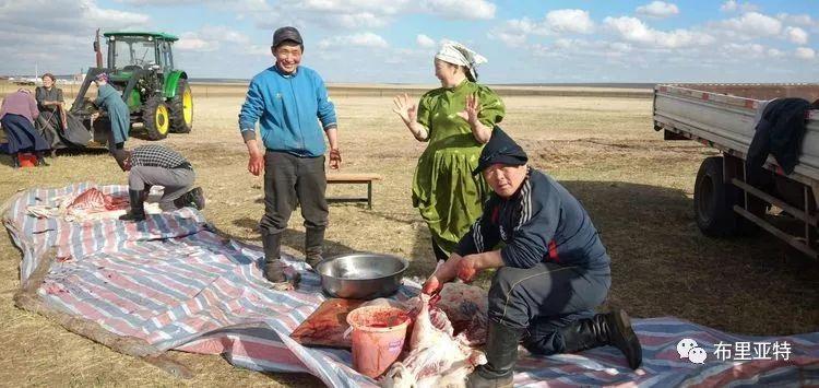【蒙古影像】今夏的布里亚特传统婚礼拉开帷幕 第45张
