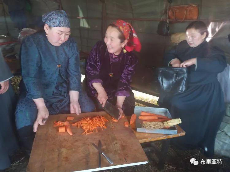 【蒙古影像】今夏的布里亚特传统婚礼拉开帷幕 第51张