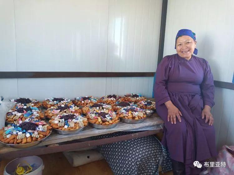 【蒙古影像】今夏的布里亚特传统婚礼拉开帷幕 第53张