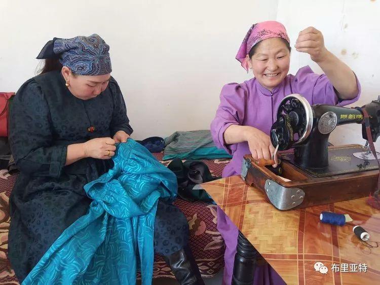 【蒙古影像】今夏的布里亚特传统婚礼拉开帷幕 第56张