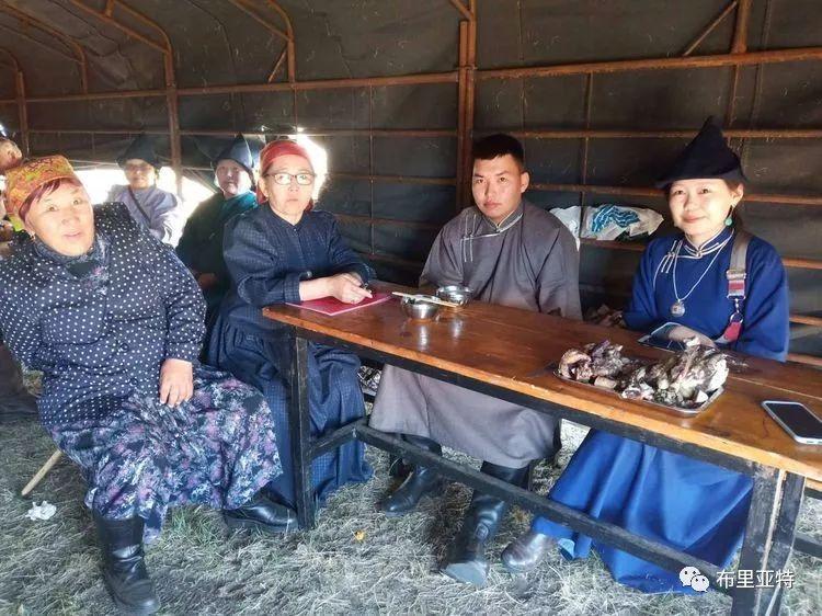 【蒙古影像】今夏的布里亚特传统婚礼拉开帷幕 第55张