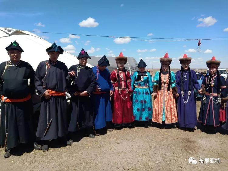 【蒙古影像】今夏的布里亚特传统婚礼拉开帷幕 第62张
