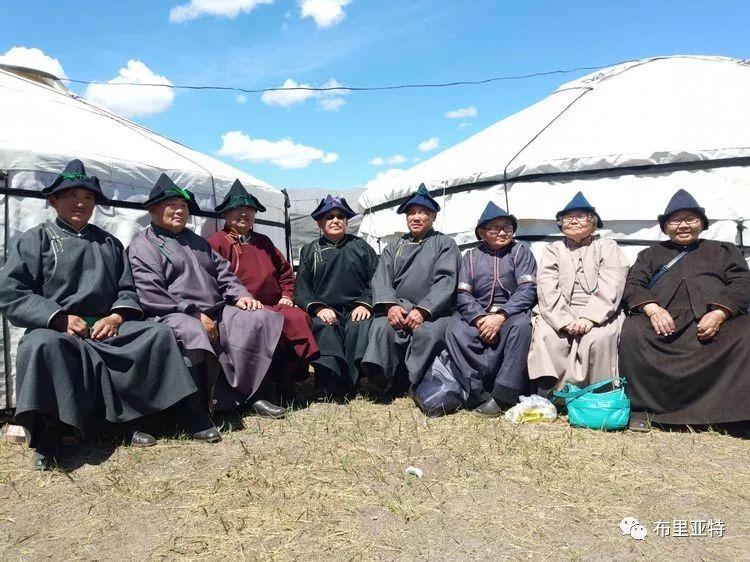 【蒙古影像】今夏的布里亚特传统婚礼拉开帷幕 第67张