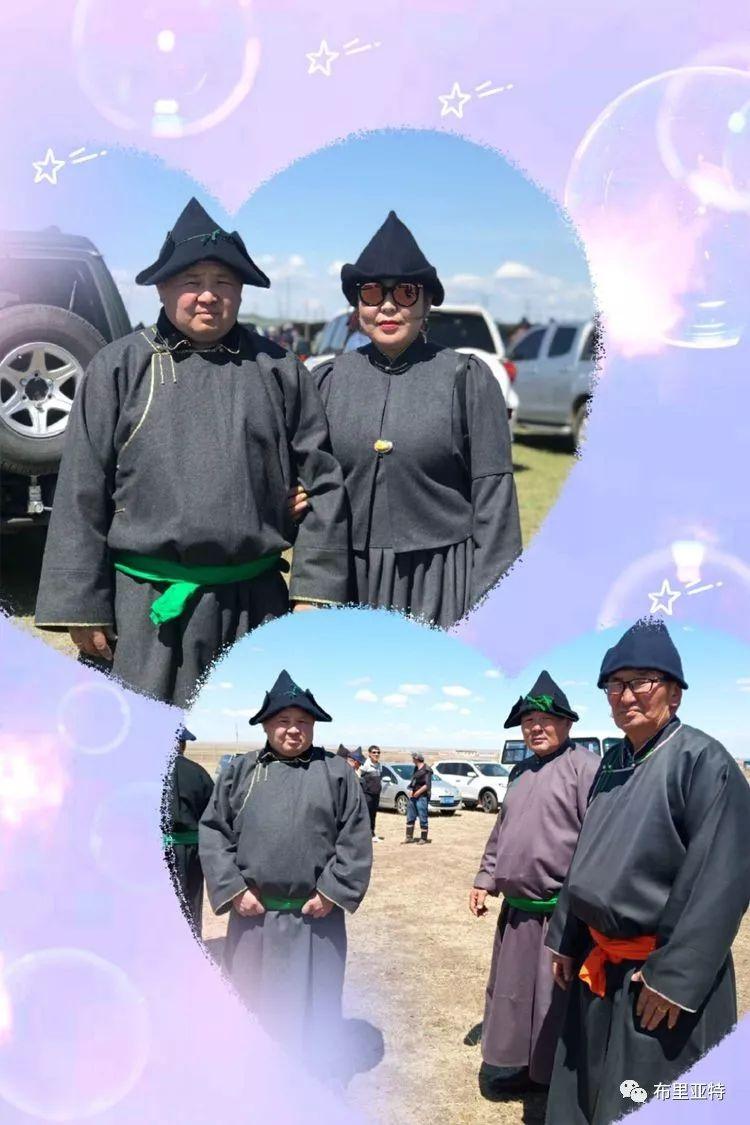 【蒙古影像】今夏的布里亚特传统婚礼拉开帷幕 第73张