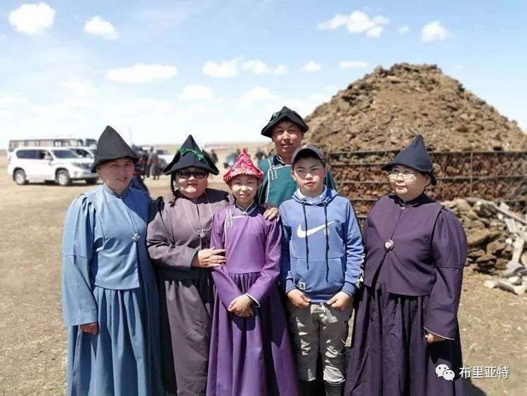 【蒙古影像】今夏的布里亚特传统婚礼拉开帷幕 第72张