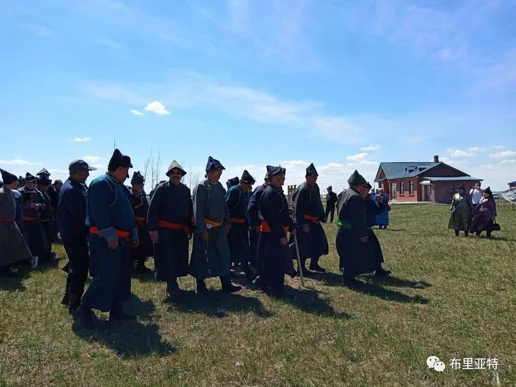 【蒙古影像】今夏的布里亚特传统婚礼拉开帷幕 第78张