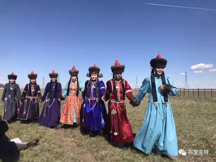 【蒙古影像】今夏的布里亚特传统婚礼拉开帷幕 第85张
