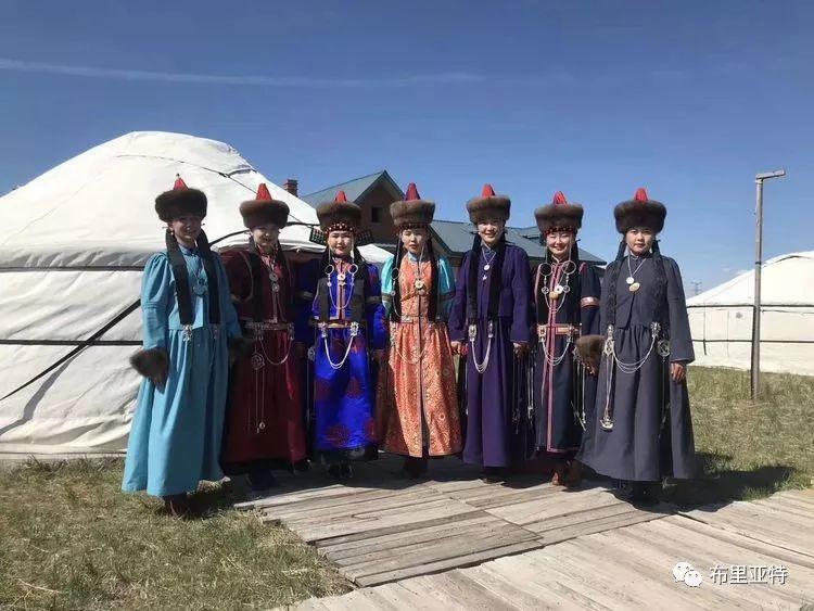 【蒙古影像】今夏的布里亚特传统婚礼拉开帷幕 第83张