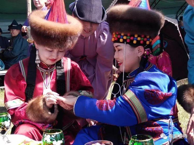 【蒙古影像】今夏的布里亚特传统婚礼拉开帷幕 第90张