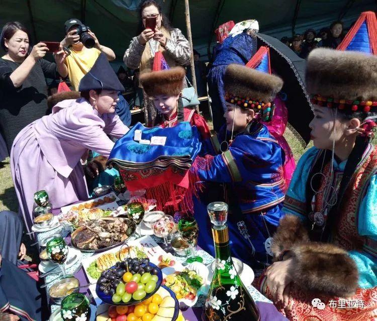 【蒙古影像】今夏的布里亚特传统婚礼拉开帷幕 第89张