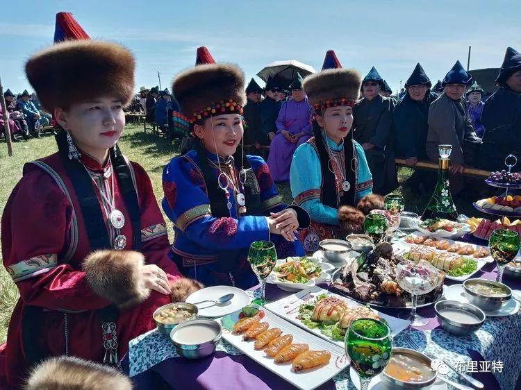 【蒙古影像】今夏的布里亚特传统婚礼拉开帷幕 第88张