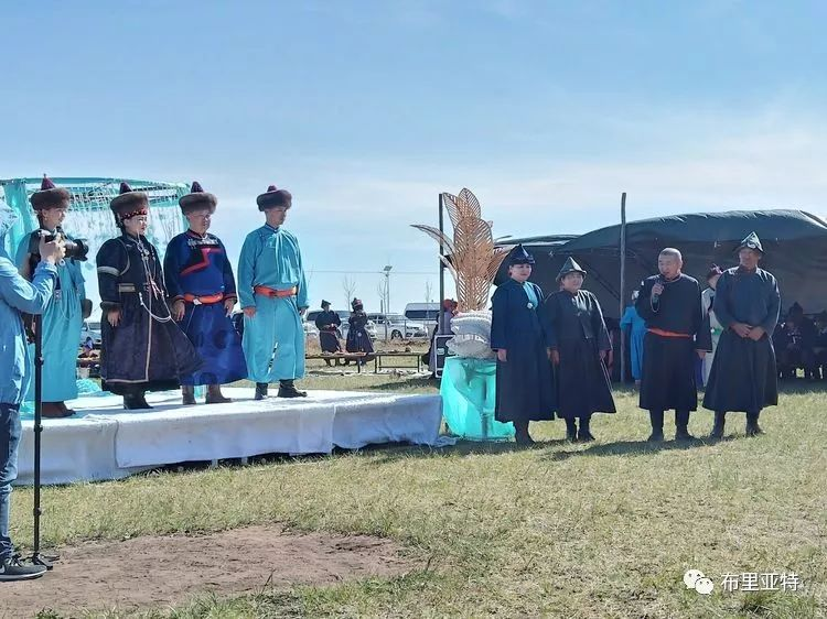 【蒙古影像】今夏的布里亚特传统婚礼拉开帷幕 第91张