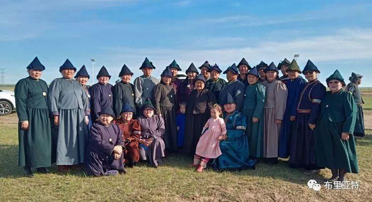 【蒙古影像】今夏的布里亚特传统婚礼拉开帷幕 第97张