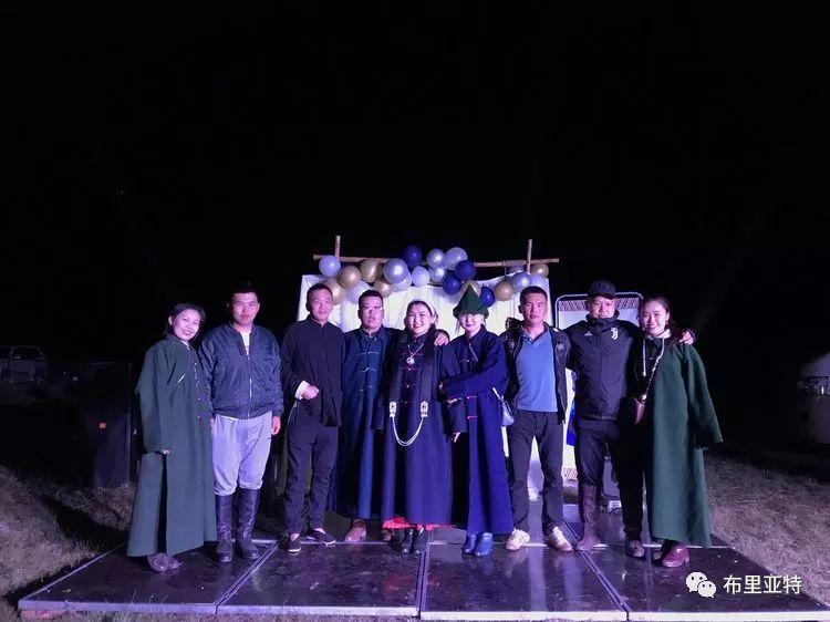 【蒙古影像】今夏的布里亚特传统婚礼拉开帷幕 第99张