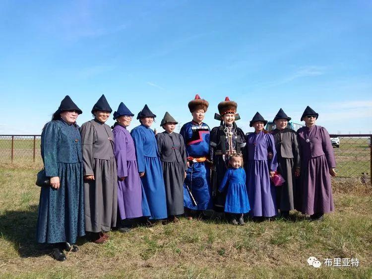 【蒙古影像】今夏的布里亚特传统婚礼拉开帷幕 第98张