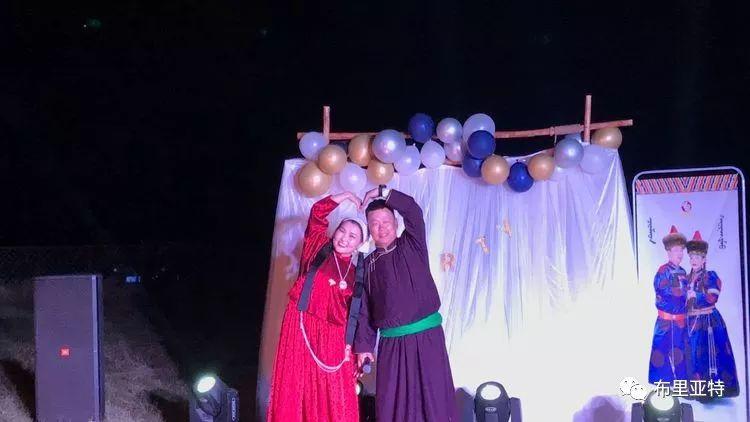【蒙古影像】今夏的布里亚特传统婚礼拉开帷幕 第100张