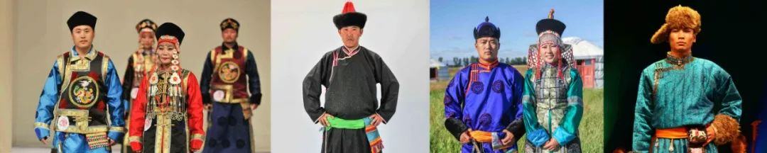 装点世界的蒙古族佩饰 | 女士篇 第12张