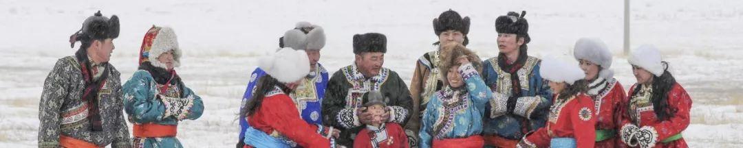 装点世界的蒙古族传统佩饰 | 男士篇 第14张
