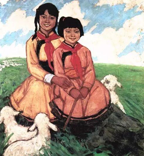 【人物】从草原走向世界的蒙古族油画大师官其格 第4张