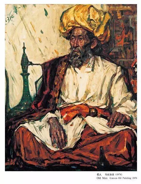 【人物】从草原走向世界的蒙古族油画大师官其格 第12张