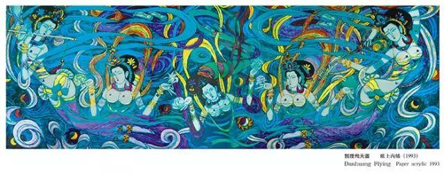 【人物】从草原走向世界的蒙古族油画大师官其格 第23张