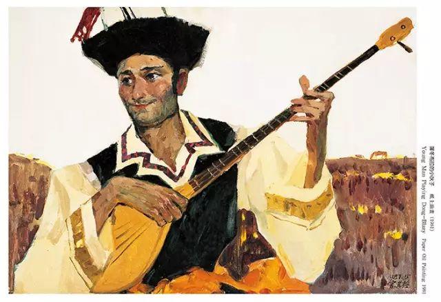 【人物】从草原走向世界的蒙古族油画大师官其格 第33张