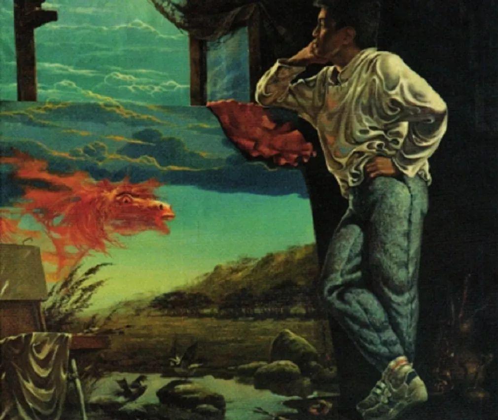 【艺术】蒙古国现当代绘画艺术的起源 第15张