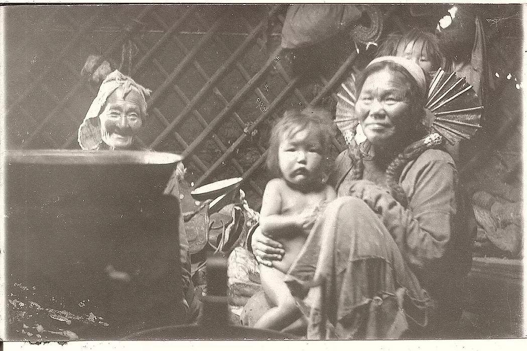 【蒙古影像】1925年的蒙古老照片 第3张