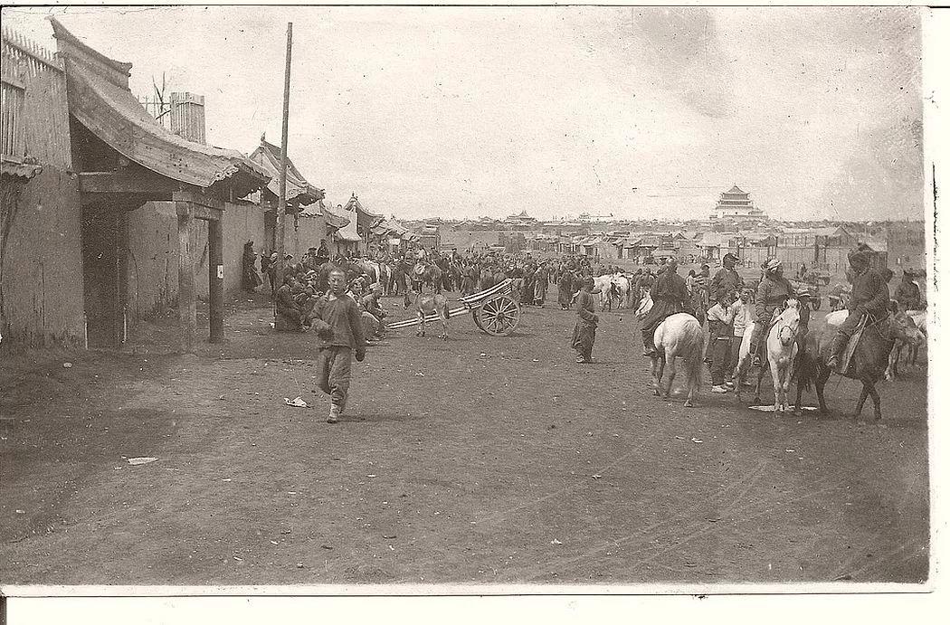 【蒙古影像】1925年的蒙古老照片 第4张