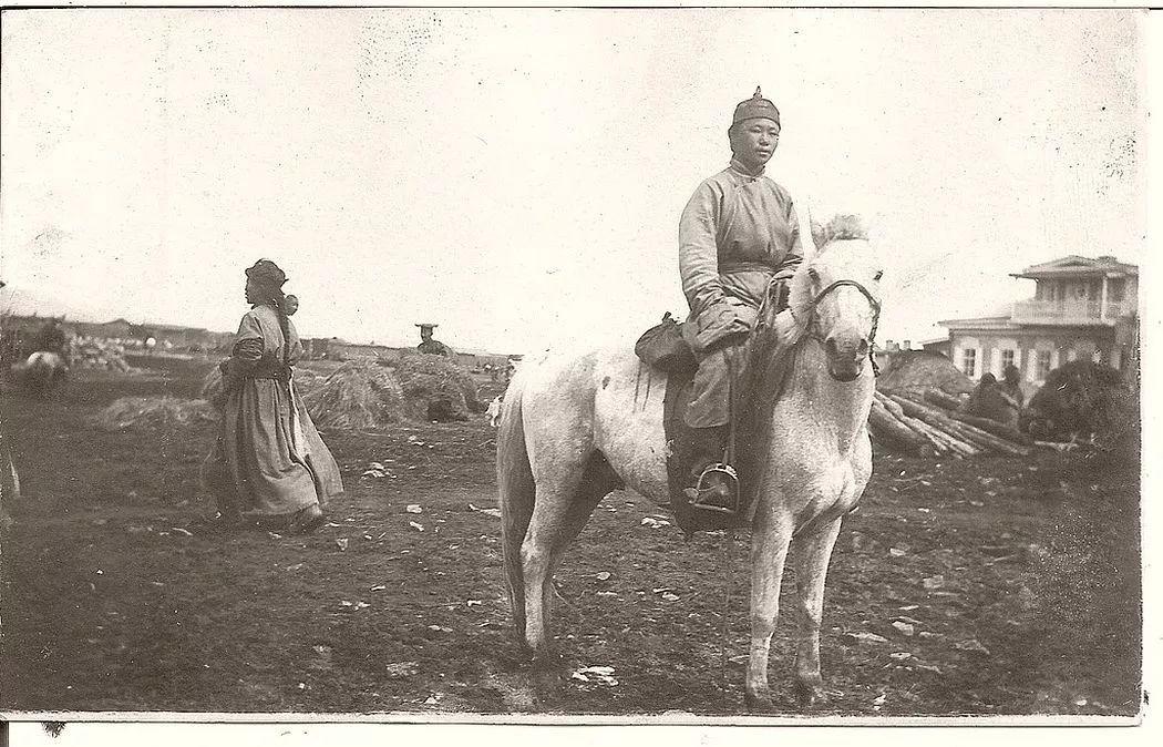 【蒙古影像】1925年的蒙古老照片 第7张