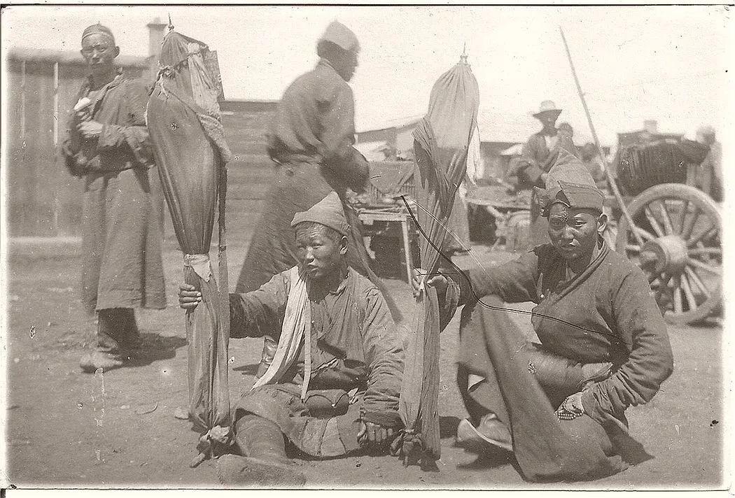 【蒙古影像】1925年的蒙古老照片 第12张