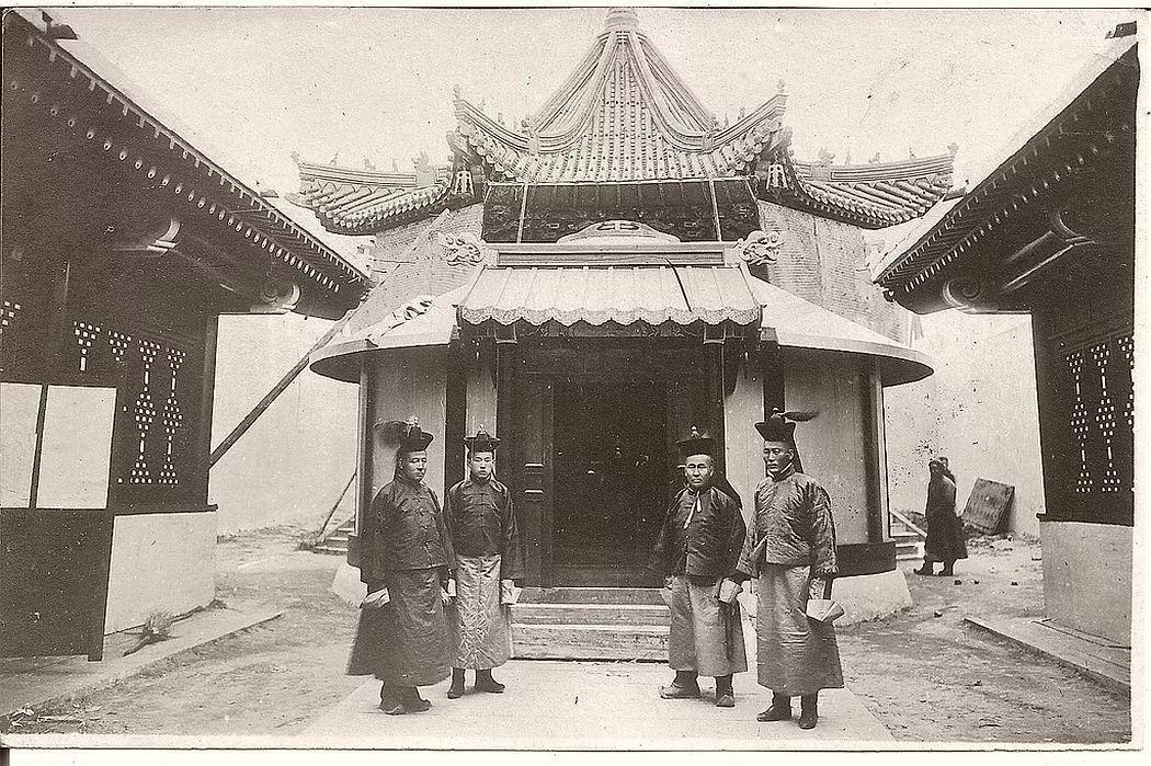 【蒙古影像】1925年的蒙古老照片 第11张