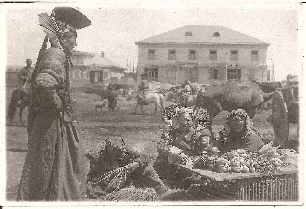 【蒙古影像】1925年的蒙古老照片 第15张