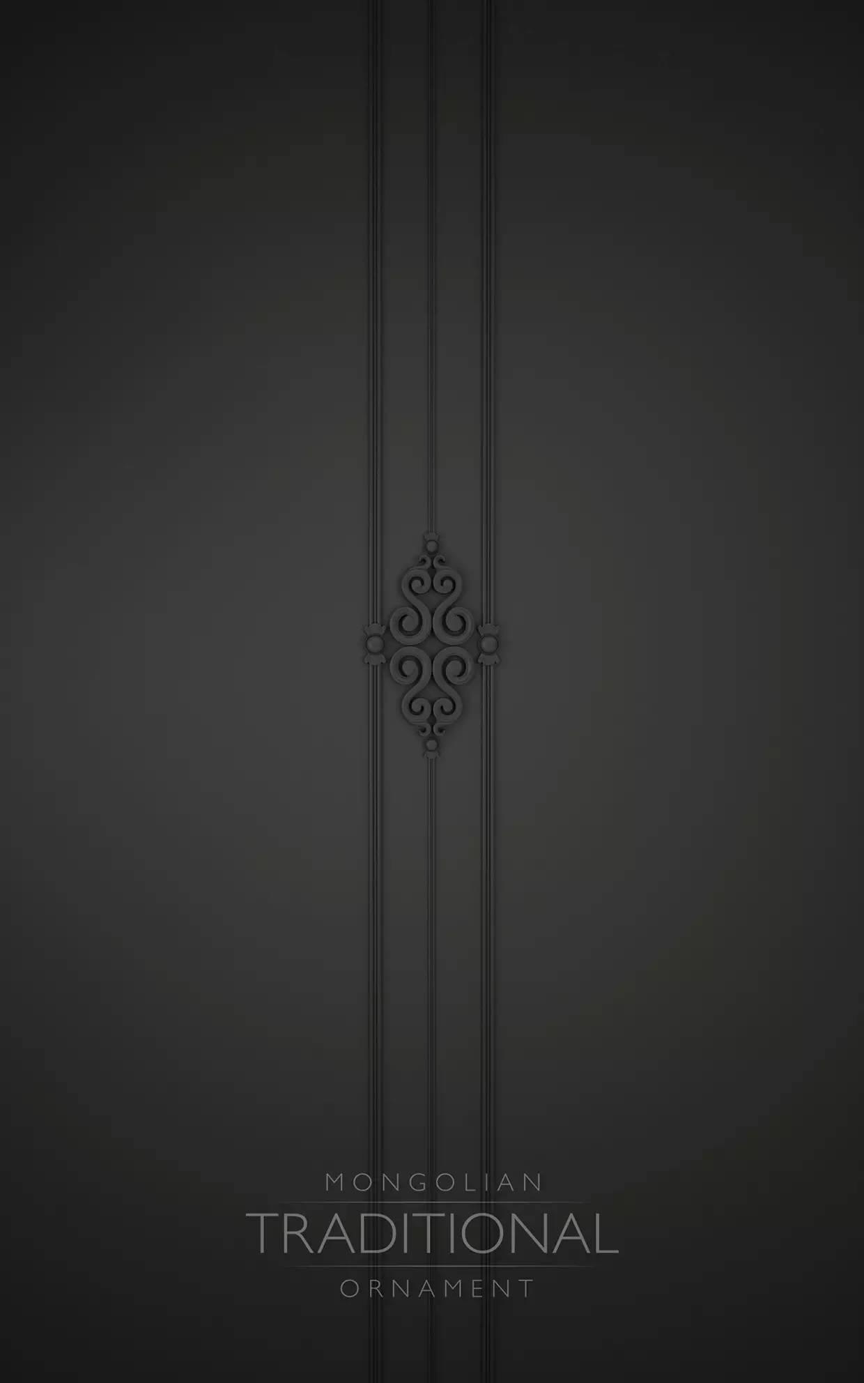 室内设计|蒙族传统装饰(Mongolian Traditional Ornament) 第7张