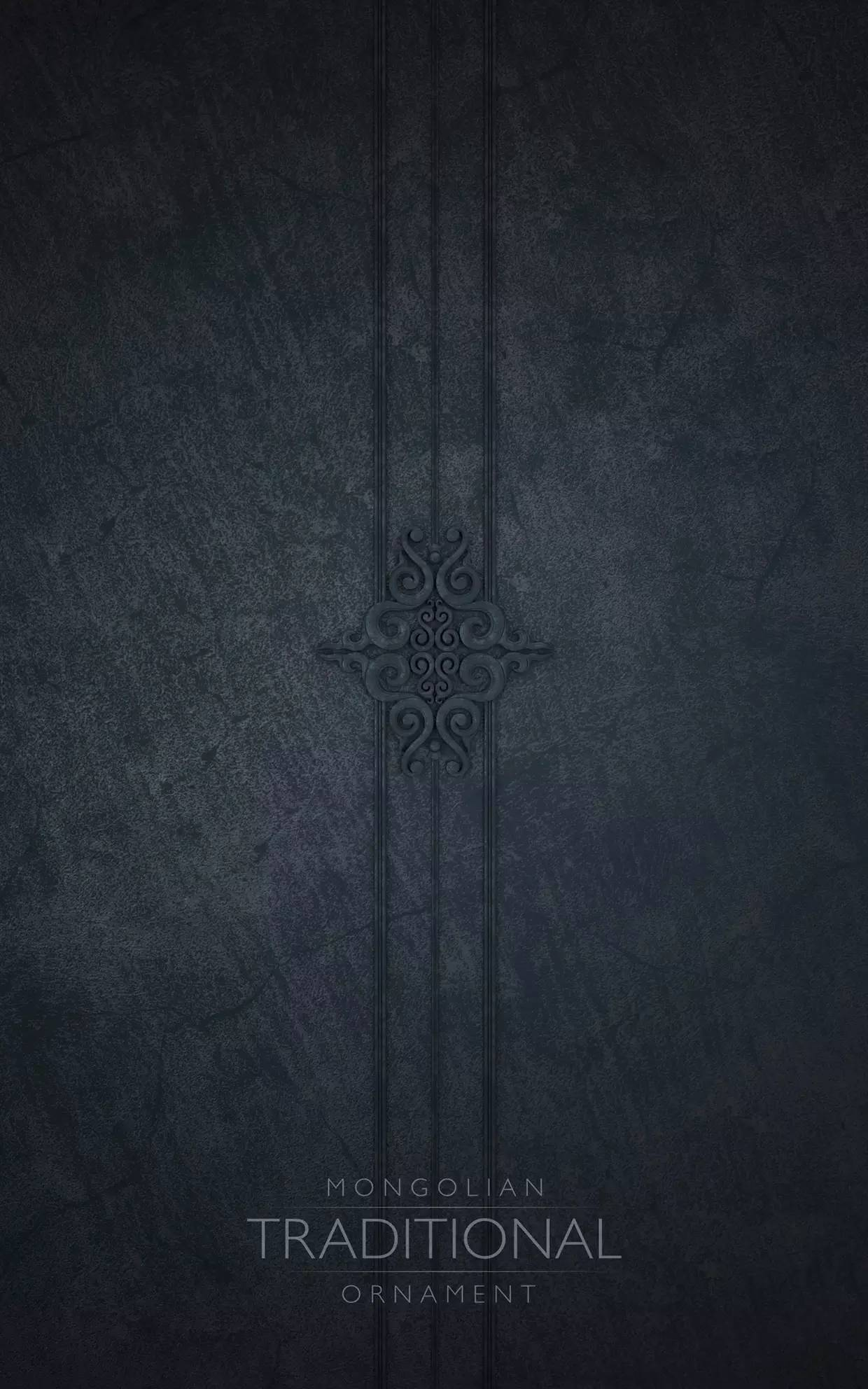 室内设计|蒙族传统装饰(Mongolian Traditional Ornament) 第8张