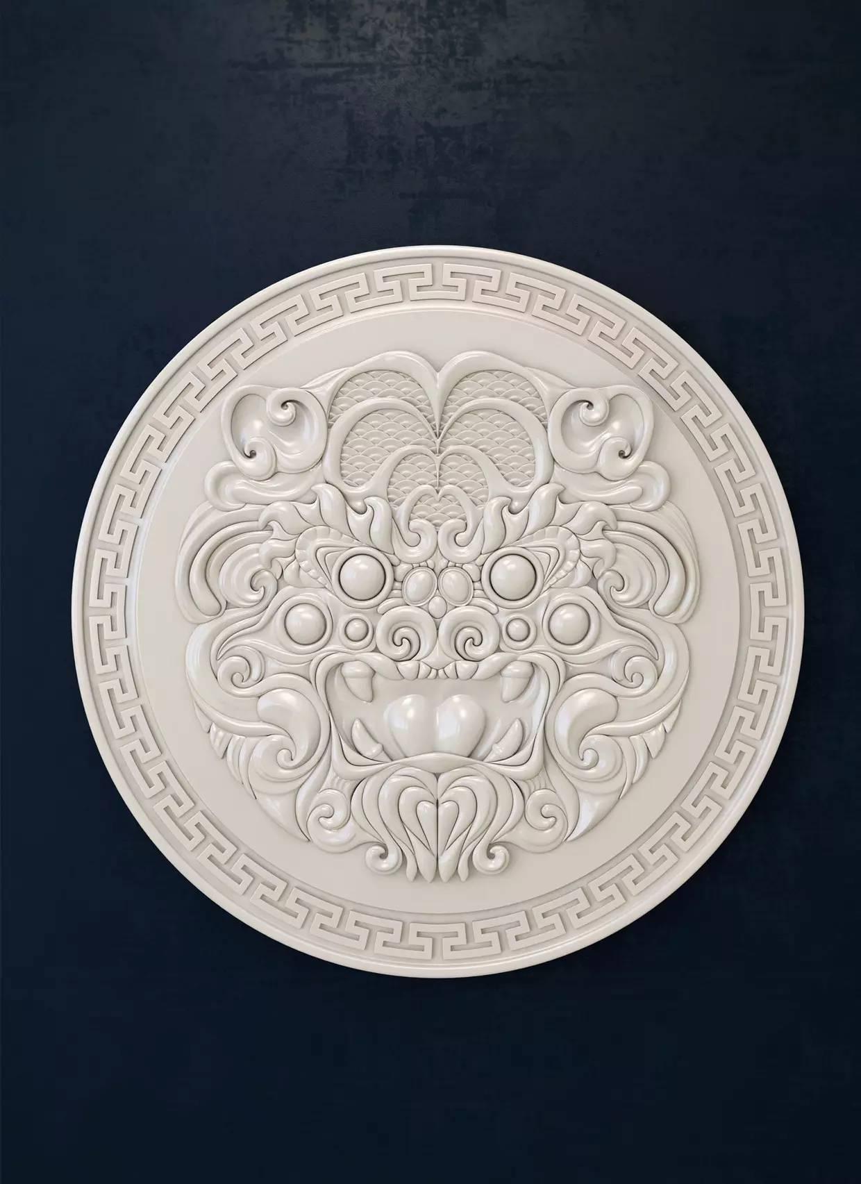 室内设计|蒙族传统装饰(Mongolian Traditional Ornament) 第16张