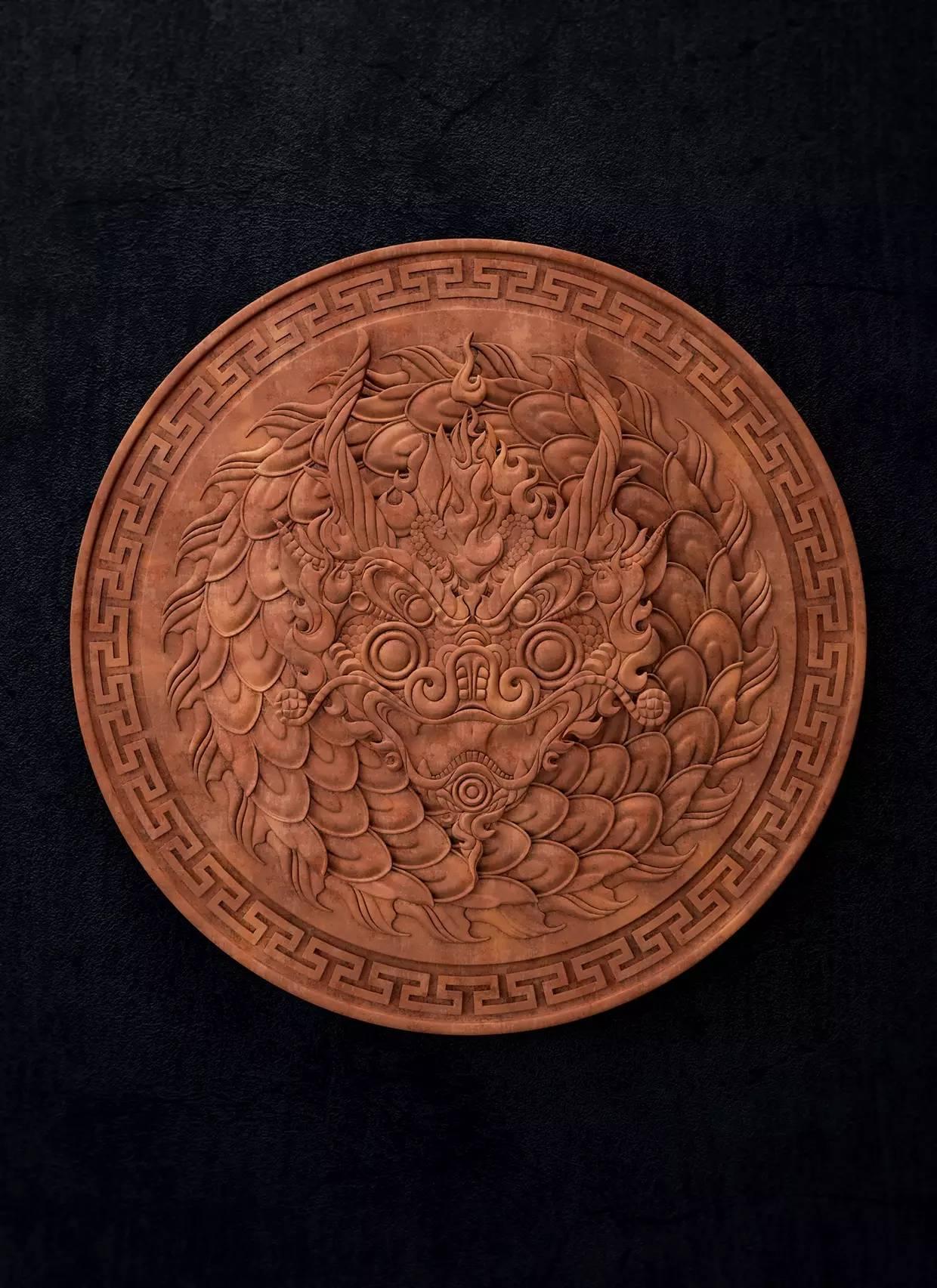 室内设计|蒙族传统装饰(Mongolian Traditional Ornament) 第17张