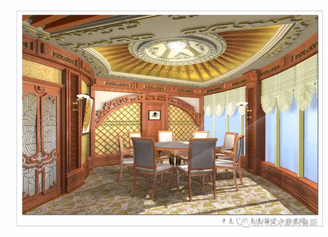 民族建筑装饰领航者--北京蒙鑫雕朔装饰有限公司 第10张