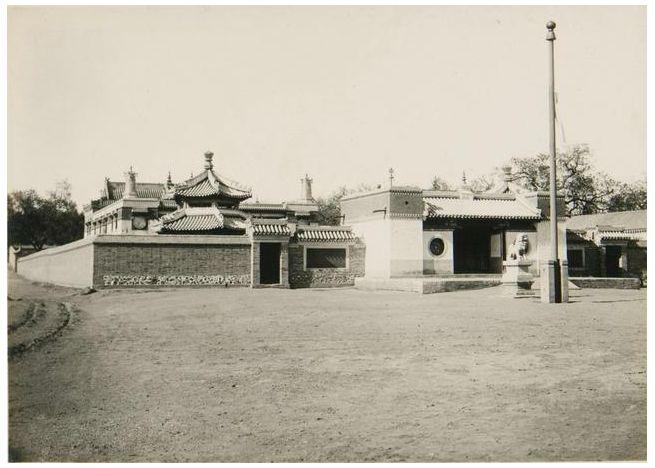 1924年的内蒙古通辽,老照片记录的是故事! 第16张