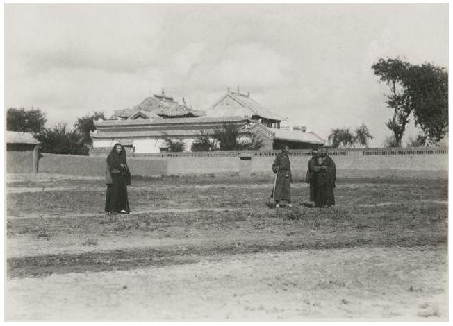 1924年的内蒙古通辽,老照片记录的是故事! 第22张
