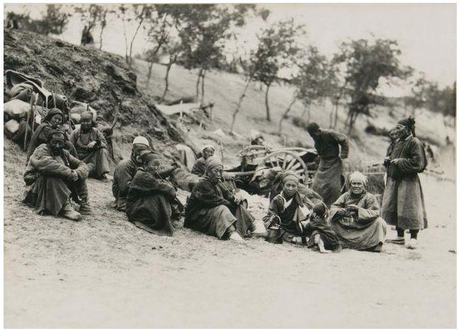 1924年的内蒙古通辽,老照片记录的是故事! 第29张