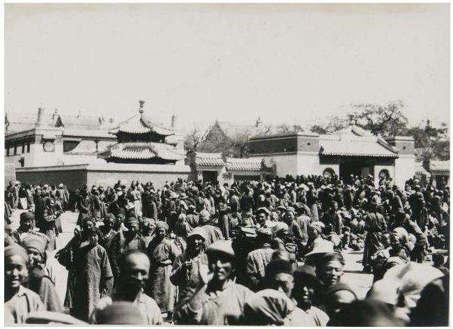 1924年的内蒙古通辽,老照片记录的是故事! 第35张