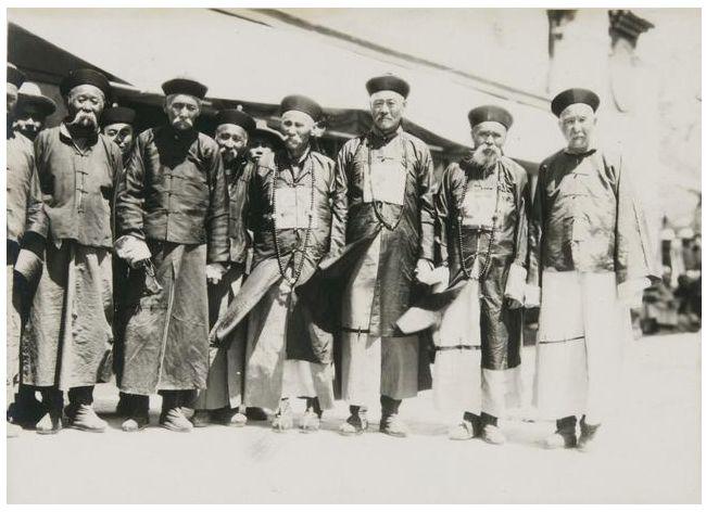 1924年的内蒙古通辽,老照片记录的是故事! 第34张