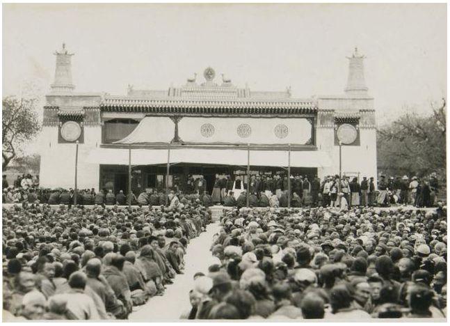 1924年的内蒙古通辽,老照片记录的是故事! 第33张