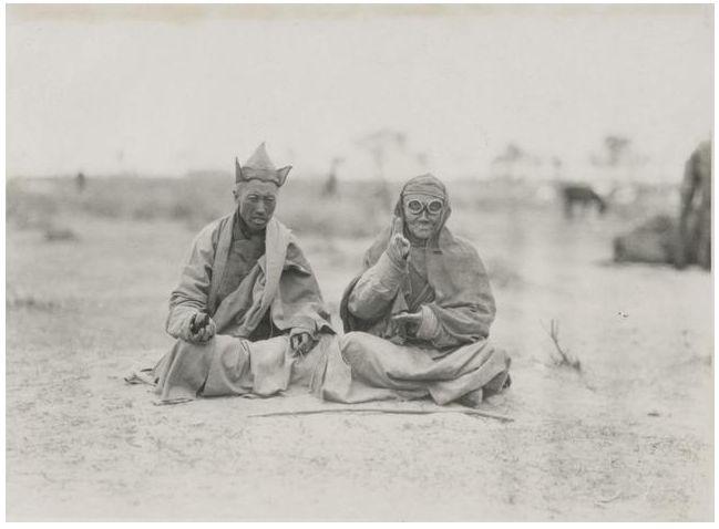 1924年的内蒙古通辽,老照片记录的是故事! 第36张