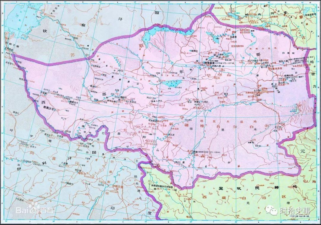 战斗民族中的战斗机——蒙古人在印度 第5张