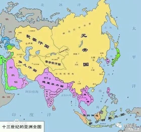 战斗民族中的战斗机——蒙古人在印度 第4张