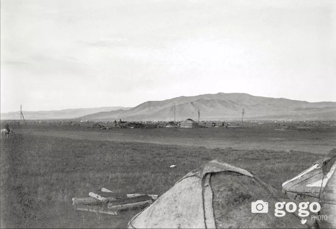 【印迹】定格19 世纪初蒙古人 —— 贵族的帐篷 第3张