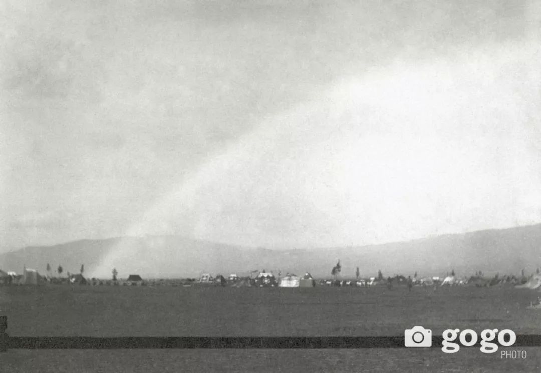 【印迹】定格19 世纪初蒙古人 —— 贵族的帐篷 第10张
